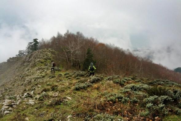 cresta del monte cerasuolo
